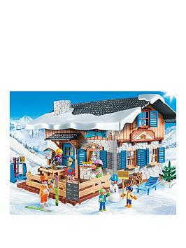 playmobil-action-9280-ski-lodge