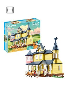 playmobil-playmobil-dreamworks-spirit-9475-luckys-happy-home
