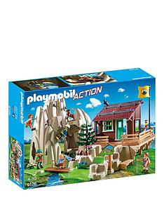 playmobil-9126-rock-climbers-with-cabin
