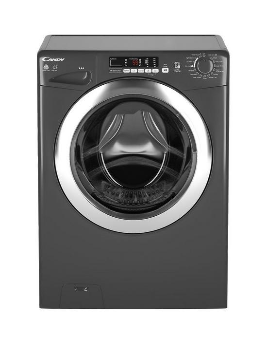 Candy Gvsw496dcr 9kg Wash 6kg Dry 1400 Spin Washer Dryer With