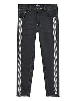 mango-girls-emboidered-skinny-jean