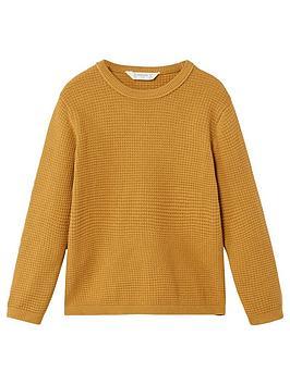 mango-boys-chunky-knit-jumper