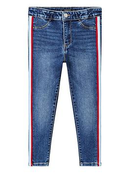 mango-girls-side-stripe-skinny-jean