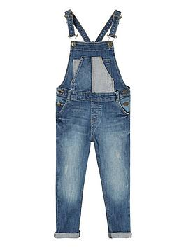 mango-girls-patch-denim-dungaree