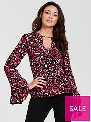 fb01dcbcde6c81 Michelle keegan | Blouses & shirts | Women | www.very.co.uk