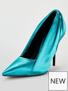 v-by-very-cally-satin-super-point-court-shoe-tealnbsp