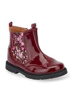 start-rite-chelsea-floral-girls-boot