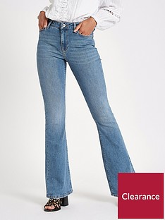 river-island-river-island-marnie-flare-jeans-mid-auth