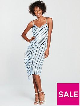river-island-stripe-midi-slip-dress