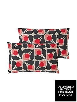orla-kiely-house-sycamore-seed-100-cotton-housewife-pillowcase-pair