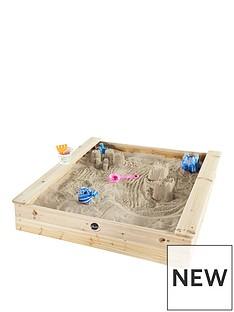 plum-square-wooden-sand-pit