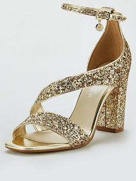 karen-millen-metallic-2-part-sandal