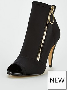karen-millen-neoprene-shoe-boot