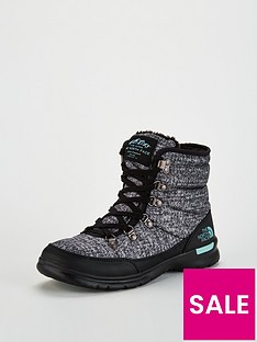 the-north-face-womenrsquos-thermoballtrade-lace-ii-greyblack
