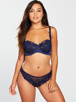 lepel-lepel-fiore-thong-navynbsp