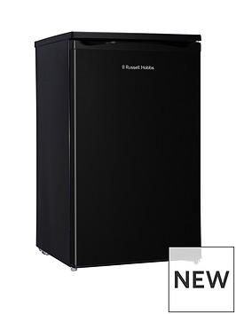 russell-hobbs-black-under-counter-50cm-wide-freestanding-freezer