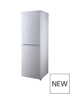 Russell Hobbs White 55cm Wide 173cm High Fridge Freezer