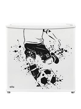 kuhla-football-design-table-top-fridge