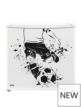 kuhla-football-design-table-top-fridge