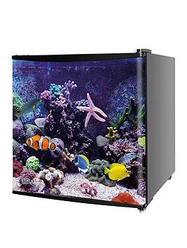 Kuhla Aquarium Design Table Top Fridge