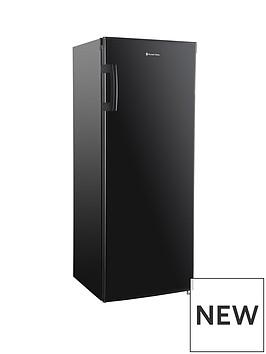 russell-hobbs-black-55cm-wide-142cm-high-upright-larder-fridge