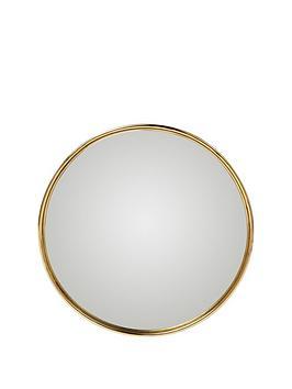 monsoon-convex-gold-mirror