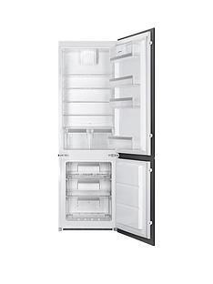 smeg-ukc7280nep1-55cm-integrated-no-frost-fridge-freezer