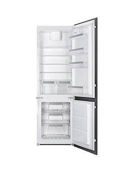 smeg-ukc7280nep1-55cm-integrated-no-frost-fridge-freezer