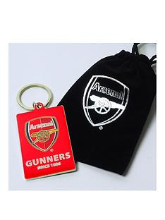 personalised-football-team-keyring-in-a-gift-bag-liverpool-arsenal-chelsea-man-city-and-tottenham