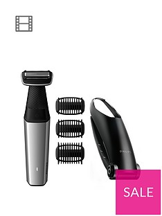 Philips Philips Series 5000 Showerproof Body Groomer with Back Attachment and Skin Comfort System - BG5020/13
