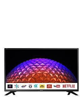 Sharp Lc-32Hi5432Kf 32 Inch, Hd Ready, Freeview Play, Smart Tv