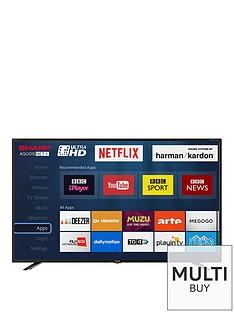 sharp-lc-40ui7352k-40-inch-ultra-hd-freeview-hd-smart-tv