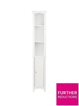 lloyd-pascal-bude-tallboy-bathroom-unit-white-includes-chrome-and-crystal-handles