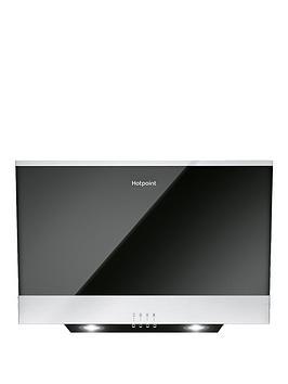 hotpoint-phvp66flmk-60cm-cooker-hood-blackstainless