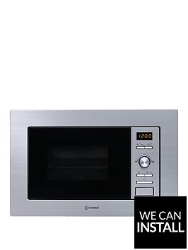 indesit-mwi1222x-built-in-microwavenbspwith-grillnbspand-optional-installation--nbspstainless-steel