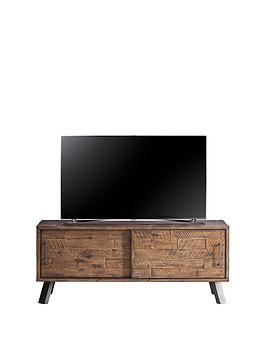 Hudson Living Camden Tv Unit - Fits Up To 50 Inch Tv