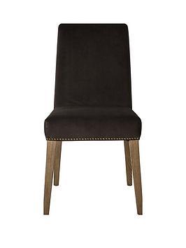 hudson-living-pair-of-rex-velvet-dining-chairs--mouse