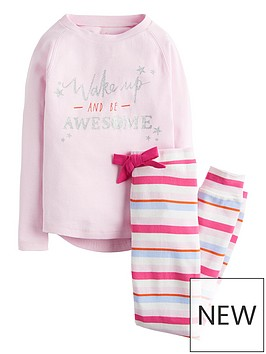 joules-girls-sleepwell-jersey-print-pyjama-set
