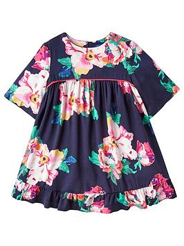 joules-adaline-peplum-frill-dress--navy