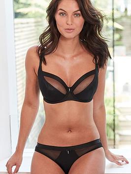 pour-moi-luxe-high-leg-brief-black
