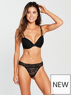 ann-summers-sexy-lace-2-plunge-bra-black