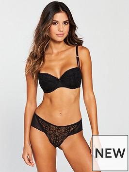 ann-summers-sexy-lace-2-balcony-bra-black