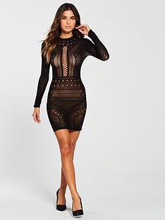 ann-summers-janelle-circular-knit-dress