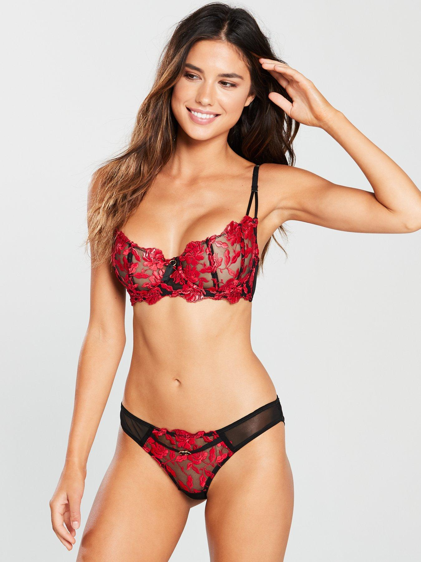 Sizes 30-44H Ann Summers Cecile Non Padded Bra
