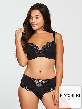pour-moi-amour-lace-accent-high-waist-brief-knickers-blackpink