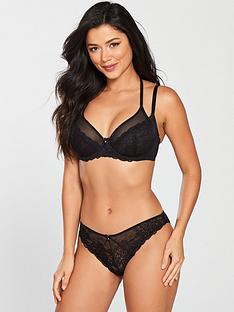 pour-moi-contradiction-suspense-padded-double-strap-bra-black