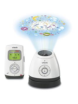 Vtech Safe And Sound Audio Monitor With Lcd & Light Show