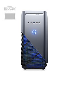 Dell Inspiron 5000 Gaming Series, Intel® Core™ i3-8100 Processor, NVIDIA GeForce GTX 1050 Graphics, 8GB DDR4 RAM, 1TB HDD, Gaming PC