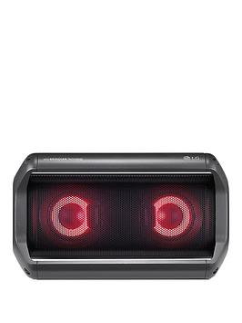 LG PK5 Portable LOUDR Bluetooth Party Speaker - Black Best Price and Cheapest