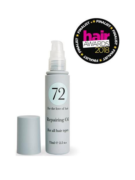 72-hair-repairing-oil-75ml